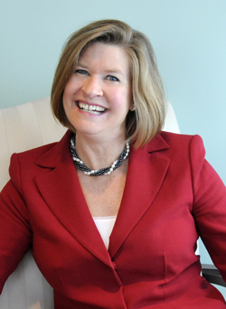 Martha C. Merrill '84, dean of admission and financial aid