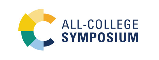 All College Symposium logo