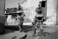 Santaria Ritual Dancers-Cuba, 1990, by David Katzenstein '76