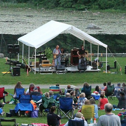 Music in the Meadow 2015