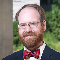 Christopher Hammond, Associate Professor of Mathematics, Chair, Department of Mathematics