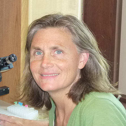 Deborah Eastman, Associate Professor of Biology