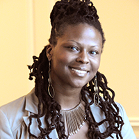 Shani Collins-Achille, Associate Professor of Dance, Chair of the Dance Department