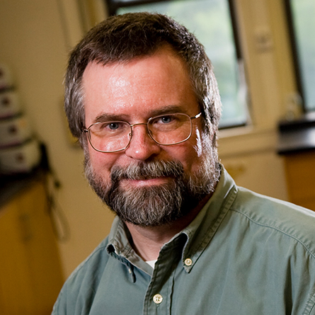Phillip Barnes, Associate Professor of Biology