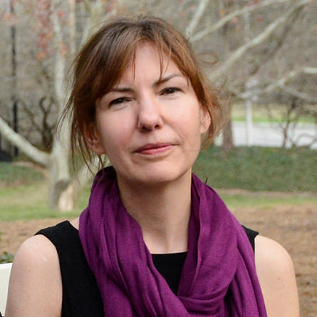 Andrea Lanoux, Associate Professor of Slavic Studies, Chair of Slavic Studies Department