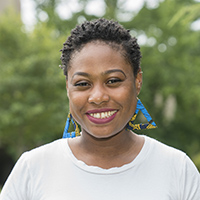 Rashelle Litchmore, Assistant Professor of Human Development