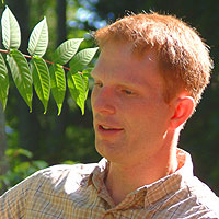 Chad Jones, Associate Professor of Botany, Chair of the Botany Department