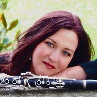 Kelli O'Connor, clarinetist