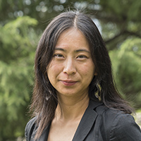 Ayako  Takamori, Assistant Professor of East Asian Languages and Cultures