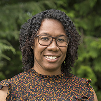 E. Carla Parker-Athill, Assistant Professor of Biology