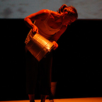Lisa Race, Associate Professor of Dance, Acting Chair of the Dance Department (AY20-21)