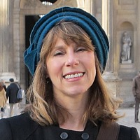 Denise Pelletier, professor of art