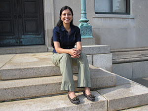 Purba Mukerji, Associate Professor of Economics