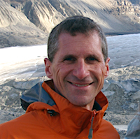 Douglas M. Thompson, Professor of Geology, Chair of the Physics, Astronomy, Geophysics Department 2014-2015