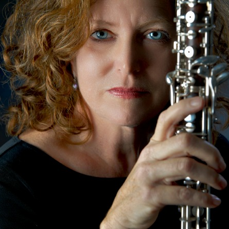 Libby Van Cleve, adjunct assistant professor of music, oboe