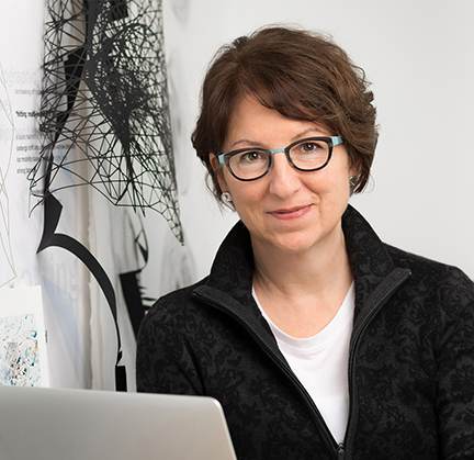 Andrea Wollensak, Professor of Art