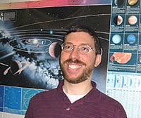 Michael Weinstein, Senior Lecturer in Physics and Astronomy
