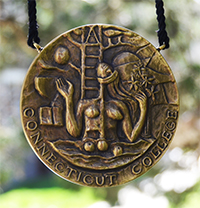 The Connecticut College Medal.