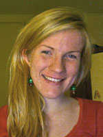 Science Leader Anne Kearney '12