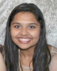 Science Leader Khushbu Pandya '16