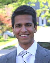 Mohammad Khan, science leader at Connecticut College