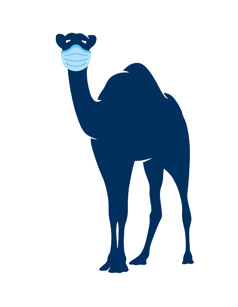 Masked Camel Right